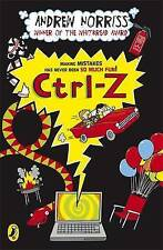 Ctrl-Z by Norriss, Andrew ( Author ) ON Mar-05-2009, Paperback, By Norriss, Andr