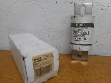 Buss FWP-400A Semiconductor Fuse 400Amp 700V AC/DC New In Box With Warranty