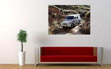 2013 MERCEDES BENZ G CLASS OFFROAD NEW GIANT LARGE ART PRINT POSTER PICTURE WALL