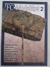 Vallejo Book - FC Model Tips 2 Painting Weathering Military Vehicles Dioramas