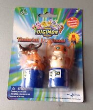 Vintage# Rare Digimon Timbrini Luminosi# Light Stamp# Mosc