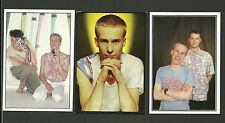 Blancmange Fab Card Collection  Neil Arthur Stephen Luscombe Pop Band