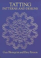 Tatting Patterns and Designs by Gun Blomqvist and Elwy Persson