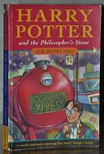 1ST/1ST BLOOMSBURY EDITION~HARRY POTTER AND THE PHILOSOPHER'S STONE~J.K. ROWLING