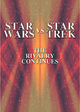 Star Wars vs. Star Trek: The Rivalry Continues by