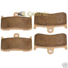 FRONT BRAKE PADS FITS TRIUMPH Tiger Sport 1050 Radial Caliper ABS 2007-2013