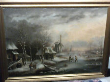 Henri Chevallier, (1808-1893) LISTED ARTIST, magnificent painting.  NO RESERVE!