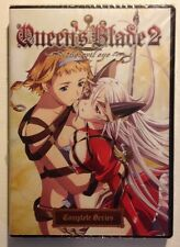 QUEEN'S BLADE 2: The Evil Eye - MINT NEW DVDS!! Free First Class In U.S.