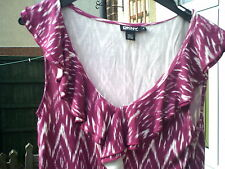 DKNY WOMENS TOP SIZE SMALL
