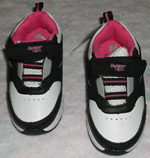 NWT Toddler Girls Danskin Now Athletic Shoes Size 7