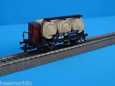 Marklin 46744 DRG Wine Car 503 427 Wagons Foudres Insider Car 2003