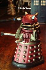 Eaglemoss UK Figurine Doctor Who Supreme Dalek Emperor Figurine #13 w/Magazine
