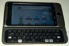 HTC G2 - 4GB - Titanium (T-Mobile) Smartphone Bad Nav Buttons Good Condition