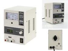 LBN-1501 USB McPower Labor Netzgerät 0-15V 0-1A 15W 5V USB Labornetzgerät Trafo