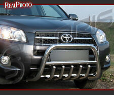 TOYOTA RAV4 MK3 09-11 BULL BAR, NUDGE BAR, A BAR + GRATIS! STAINLESS STEEL!