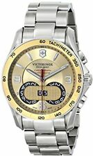 New Victorinox Swiss Army 241619 Chrono Classic Swiss Quartz Watch Retail $975