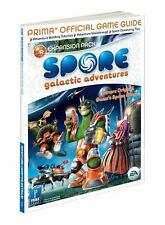 Spore Galactic Adventures : Prima Official Game Guide by Prima Games Staff...