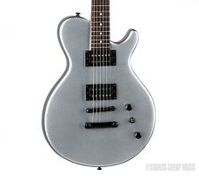 Dean EVO XM Metallic Silver Electric Guitar - Free Monster Cable! Free Shipping!