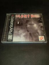 Silent Hill (Sony PlayStation 1, 1999) COMPLETE konami classic