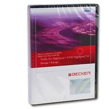 Becker Traffic Pro High Speed 7.0 EUROPA Navigations Navi Update CD BE 7822 7823