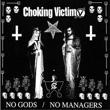 No Gods, No Managers [PA] [Digipak] by Choking Victim (CD, Oct-2004, Hellcat...