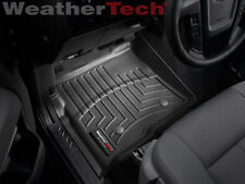 WeatherTec​​h® Floor Mat FloorLiner - Ford F-150 - 2010-2014 - 1st Row - Black