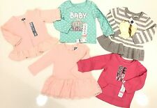 GAP/ Jumping Beans Baby Girls New 5pc Lot Clothing Size 12M