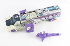 Transformers G1 Octane Triple Changer Missing Tail Fin