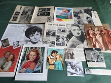 """JANET LEIGH  - FILM STAR - """"  CLIPPINGS /CUTTINGS PACK """"-#2"""