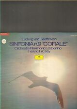 FERENC FRICSAY - beethoven sinfonia n. 9 corale LP