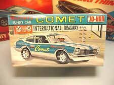 JOHAN 1971 MERCURY COMET FUNNY CAR ONLY C-106:200 71 1/25 AMT FACTORY SEALED KIT