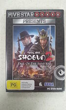 Total War: Shogun 2 PC Game Brand New