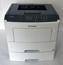 Lexmark MS610dte S/W LaserJet 35S0570 nur47.205 Seiten Duplex LAN USB 256 MB