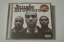 JUNGLE BROTHERS - RAW DELUXE CD 1997 (The Roots)