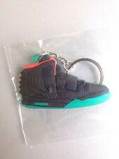 porte clef neuf Nike air yeezy black solar