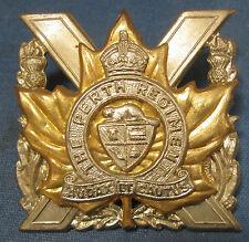 Cap Badge Canada WW2