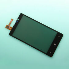 New Touch Screen Digitizer Panel Glass LCD Lens Replacement For Nokia Lumia 820