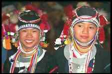 464092 Akha Girls Thailand A4 Photo Print