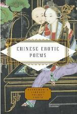 Chinese Erotic Poems (Everyman's Library Pocket Poets)