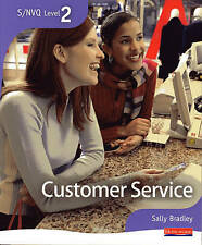S/NVQ Level 2 Customer Service by Pearson Education Limited (Paperback, 2007)