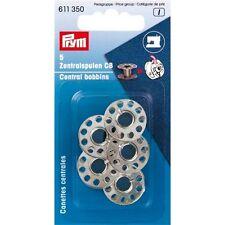 Bobina per Macchina da Cucire Navetta CB in Metallo 20,5X11,7mm 5pz PRYM 611350