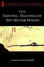 The Essential Teachings of Zen Master Hakuin by Waddell, Norman