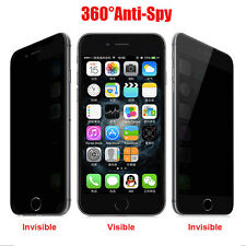 Privacy Anti-Spy 9H Premium Tempered Glass Screen Protector Film For iPhone 6 6S