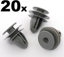 20x Honda Interior Door Panel and Trim Retainer Clips- Civic Del Sol Integra etc