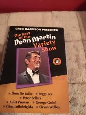 The Best of the Dean Martin Variety Show DVD Vol 3