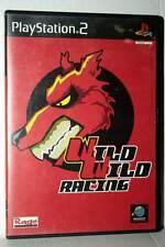 WILD WILD RACING GIOCO USATO OTTIMO SONY PS2 EDIZIONE JAPAN NTSC/J GD1 42194