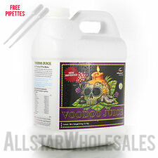 Advanced Nutrients Voodoo Juice 10L Hydroponic Nutrient Roots Booster, 10 Liter