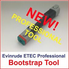 Professional Evinrude Diagnostic Bootstrap tool (BRP P/N 586551) Bootstrap cable