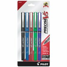 Pilot Precise V5 Rollerball Pen - Extra Fine Pen Point Type - 0.5 Mm Pen Point