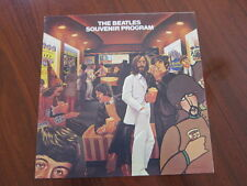 BEATLES Souvenir program 1982 12 page